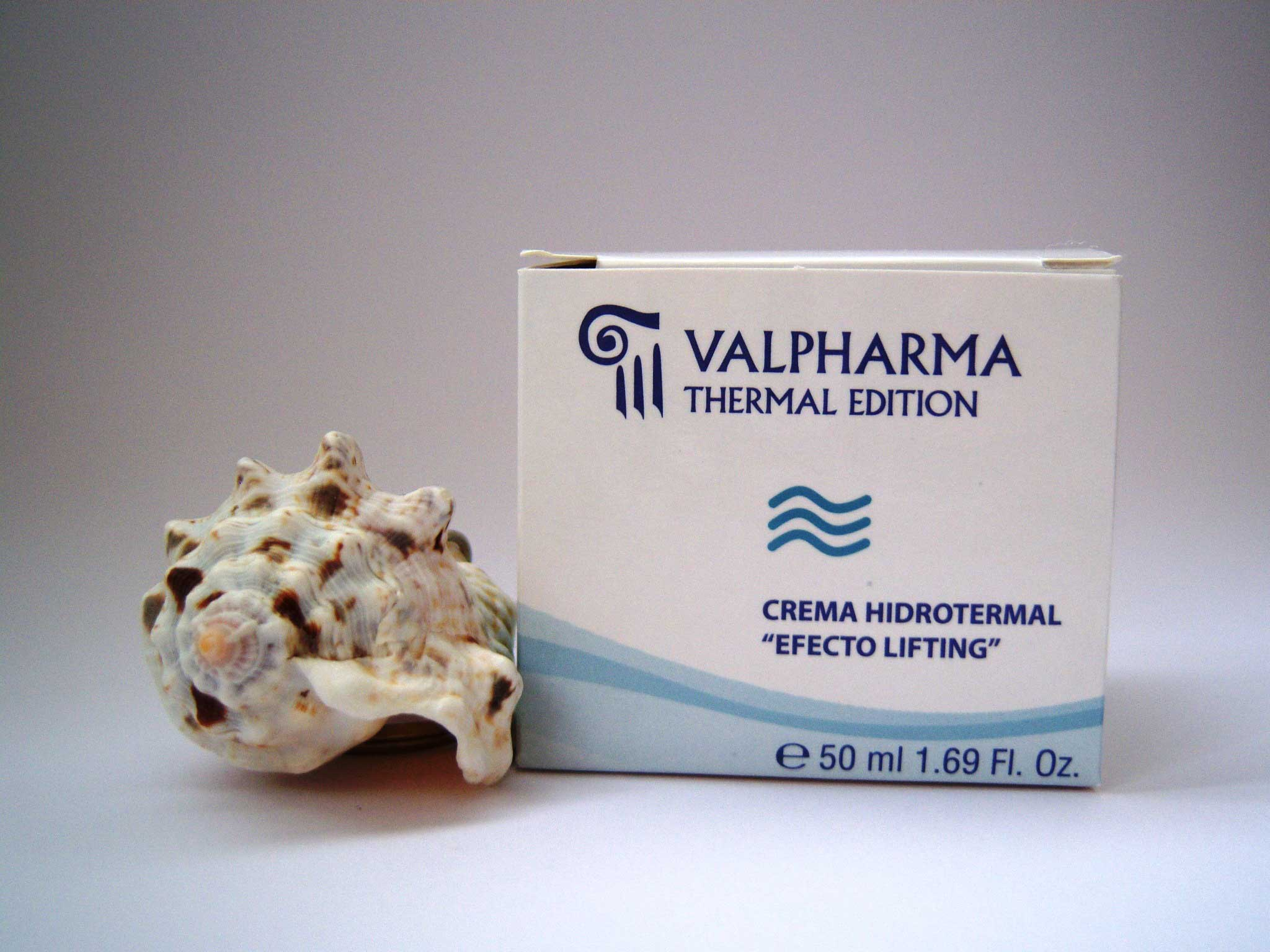 "Crema Hidrotermal ""Efecto Lifting"""