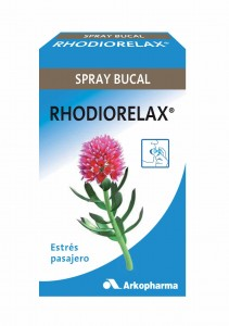 Rhodiorelax spray bucal