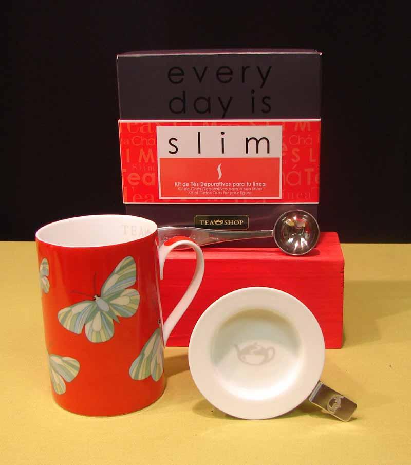 Every Day is Slim, de Tea Shop